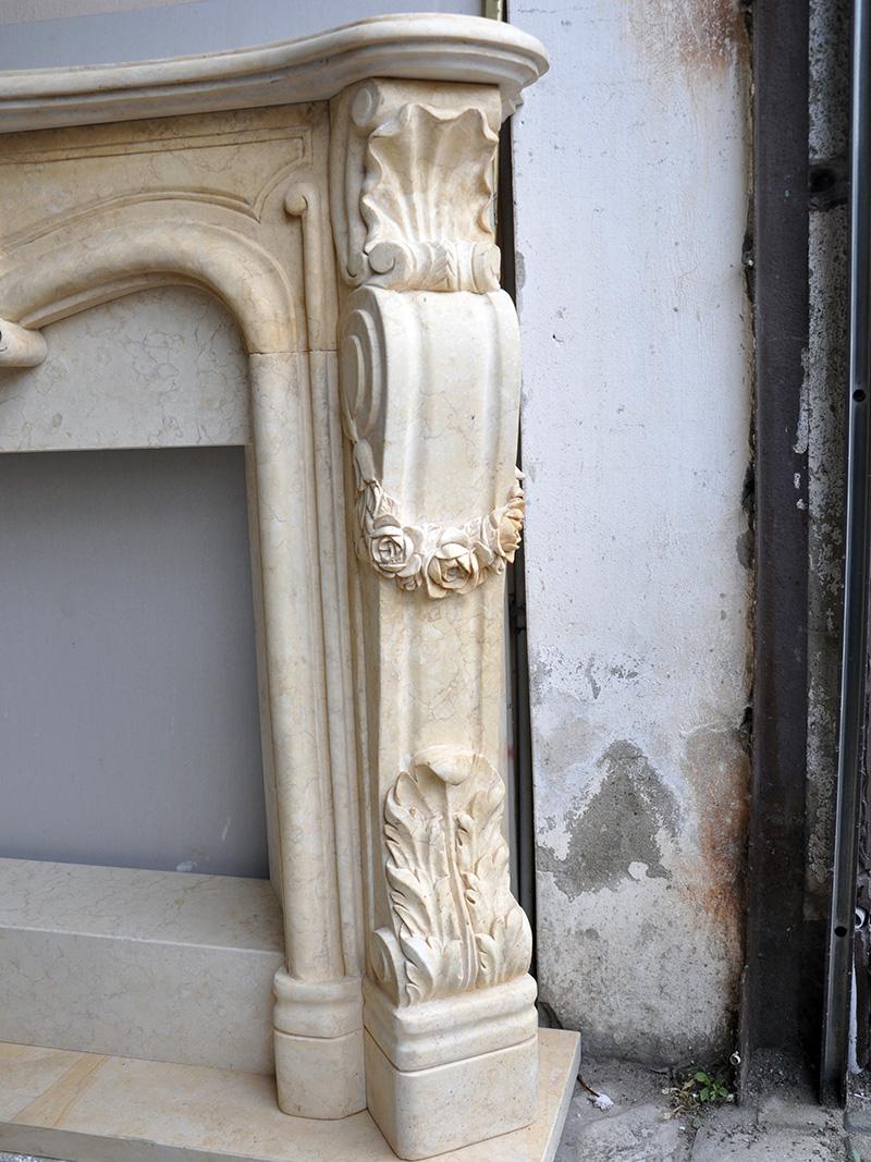Portal Kominek Marmur